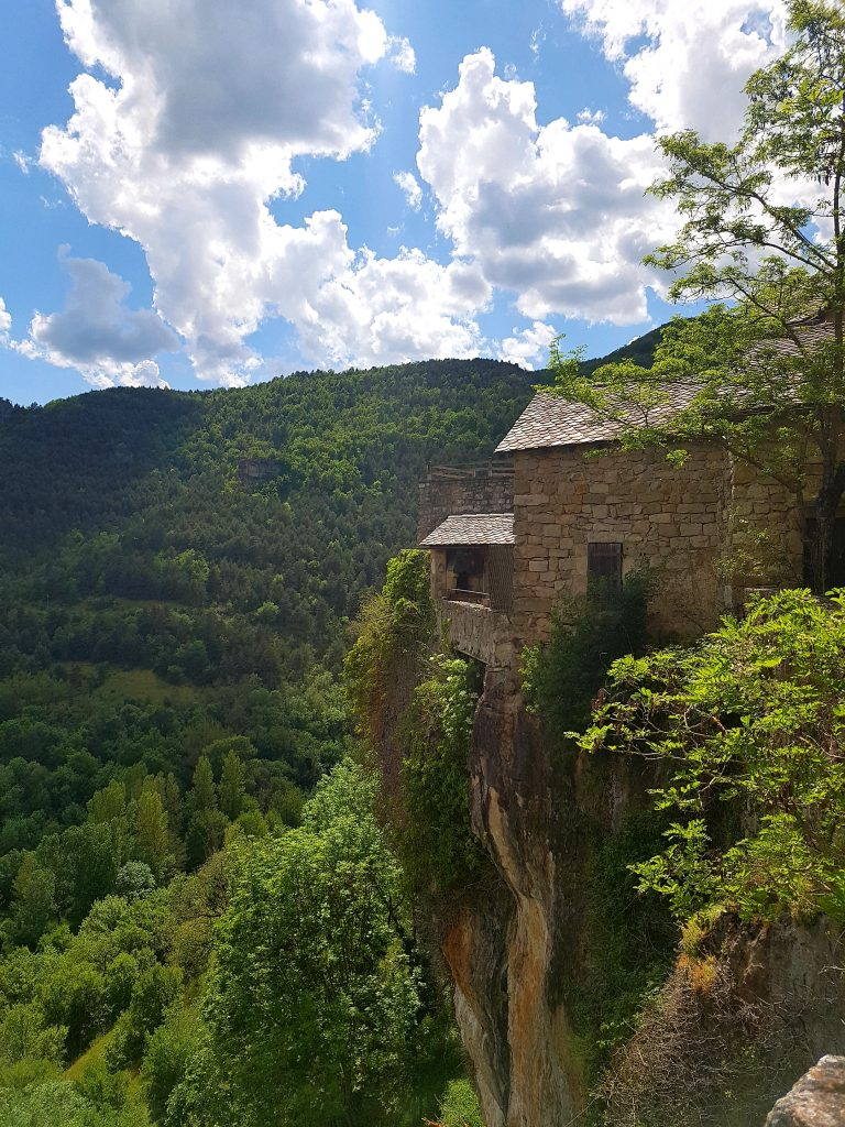 village de la dourbie