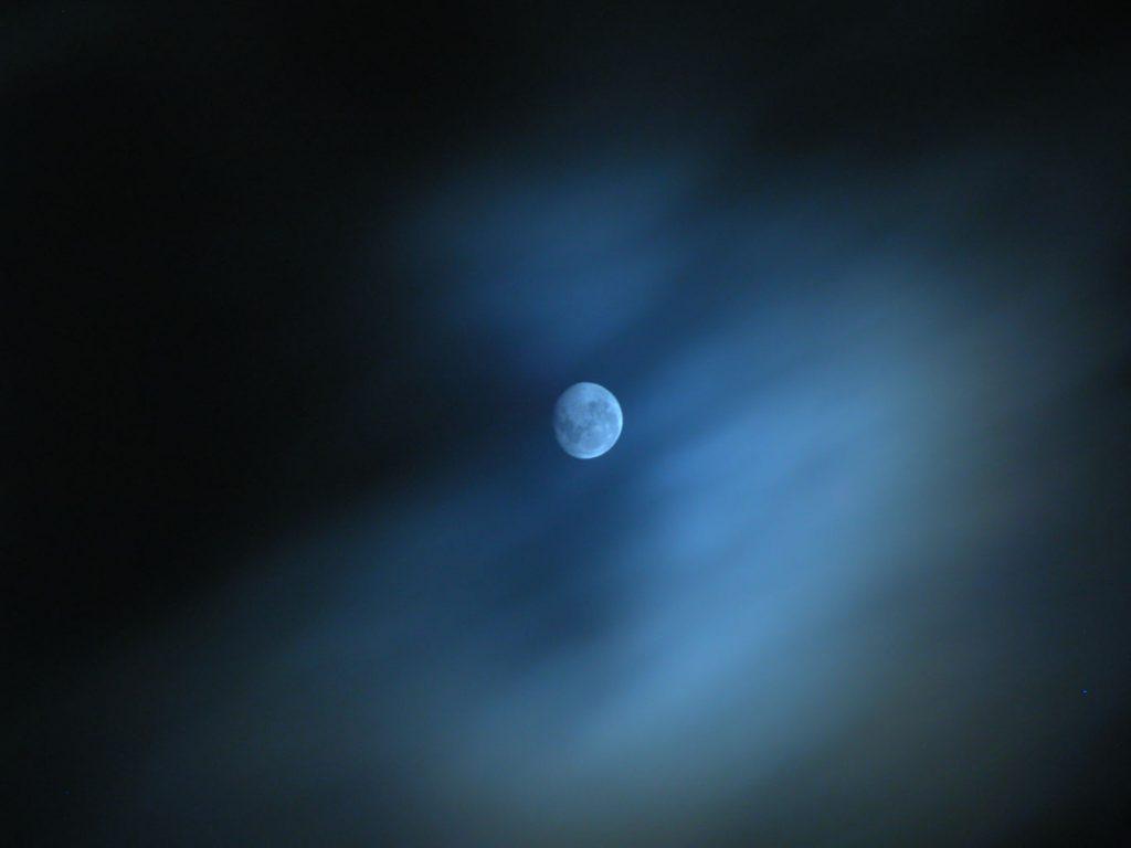 spot pour regarder la lune
