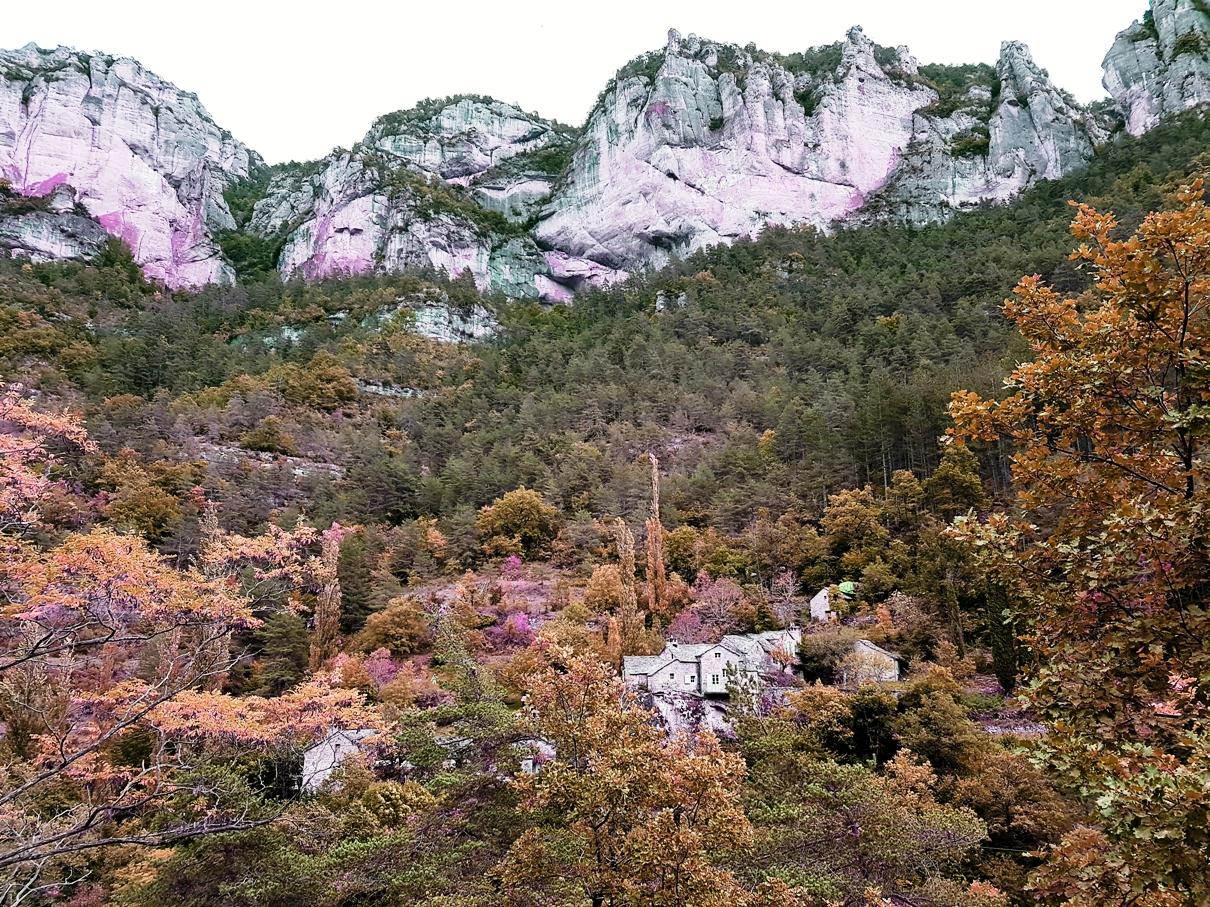 photo automne aveyron