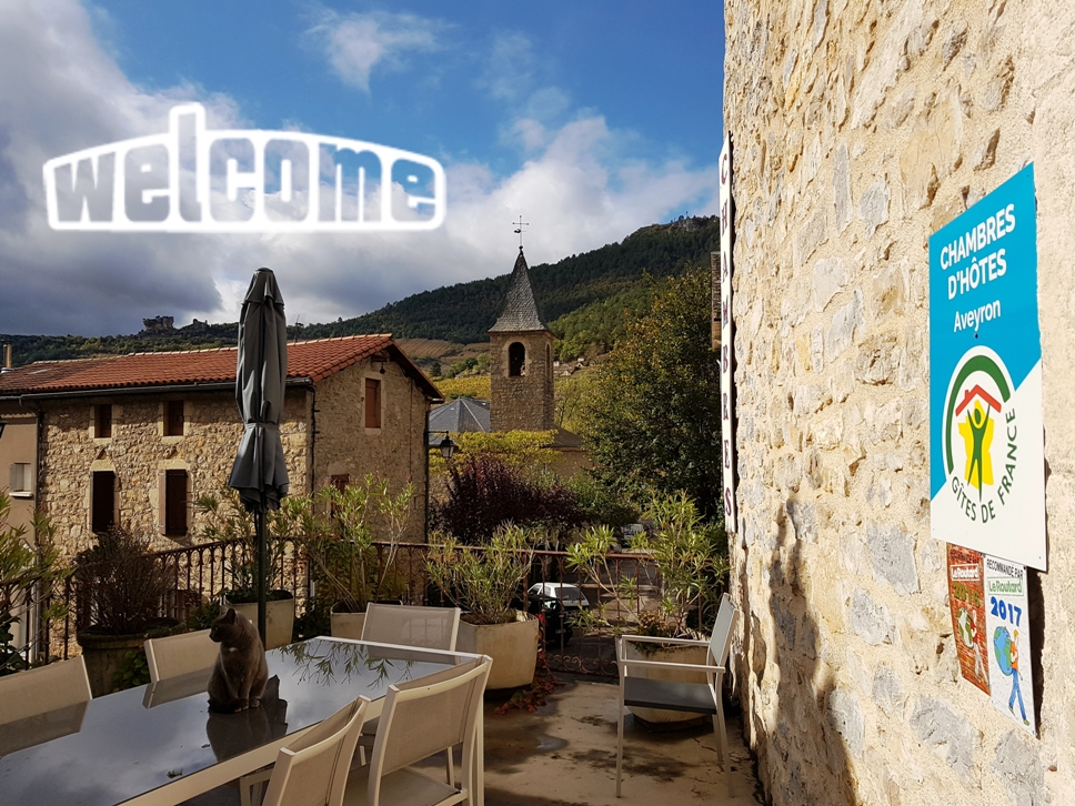 bed and breakfast aveyron