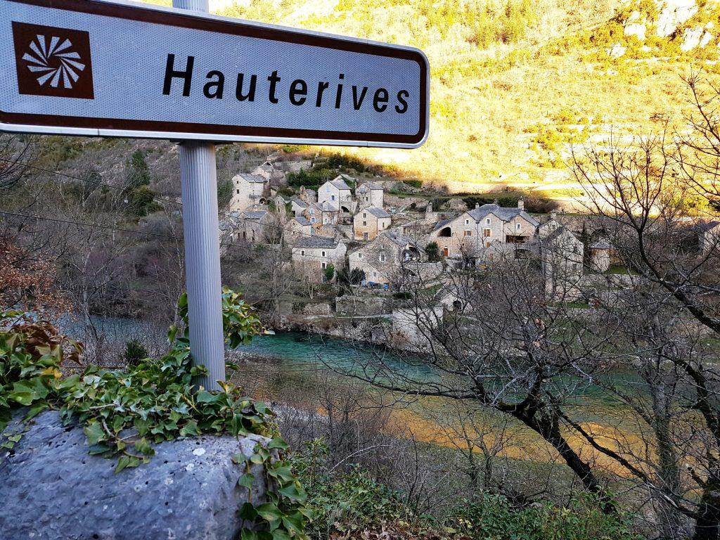 village d'Hauterives