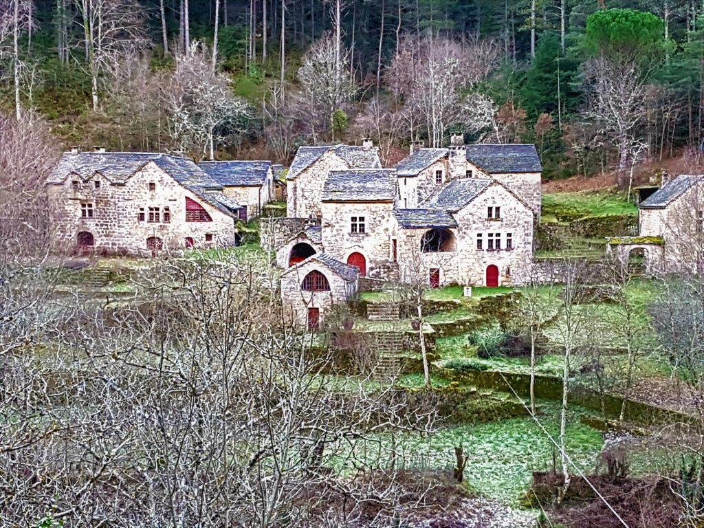 hameau de la croze