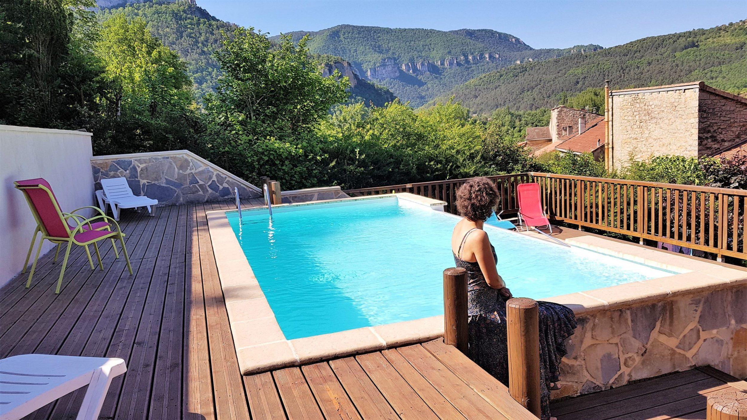 maison d hotes avec piscine aveyron
