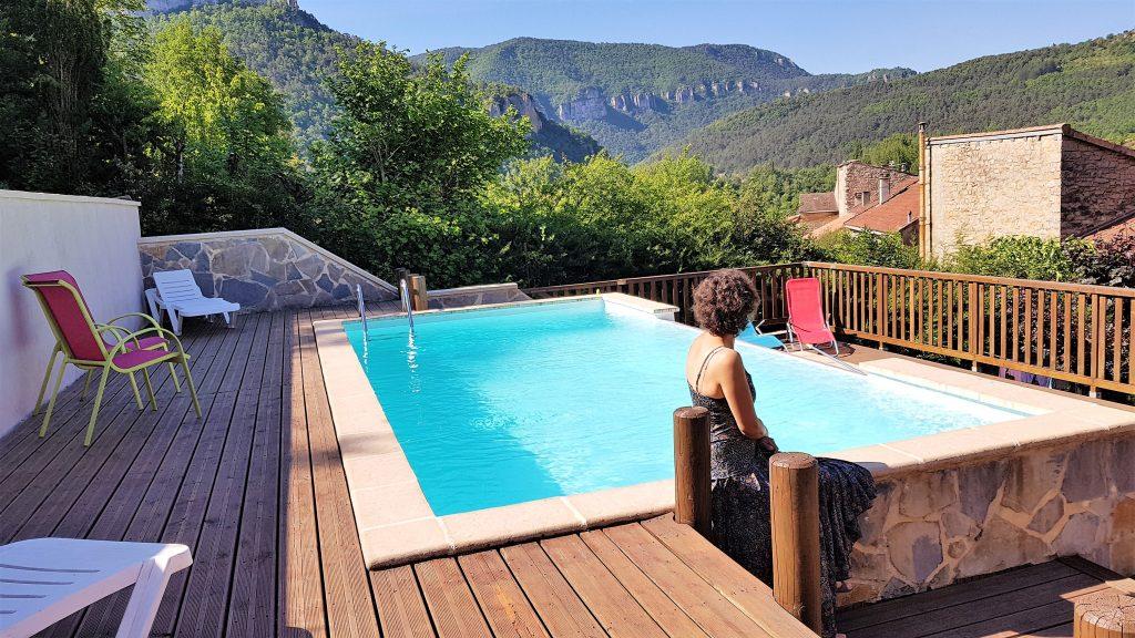 chambre d hotes avec piscine gorges du tarn