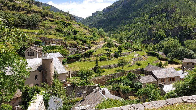 plus beau village d aveyron