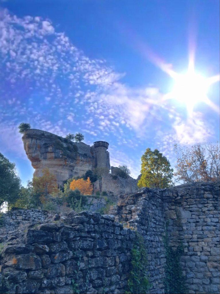 forteresse médiévale aveyron