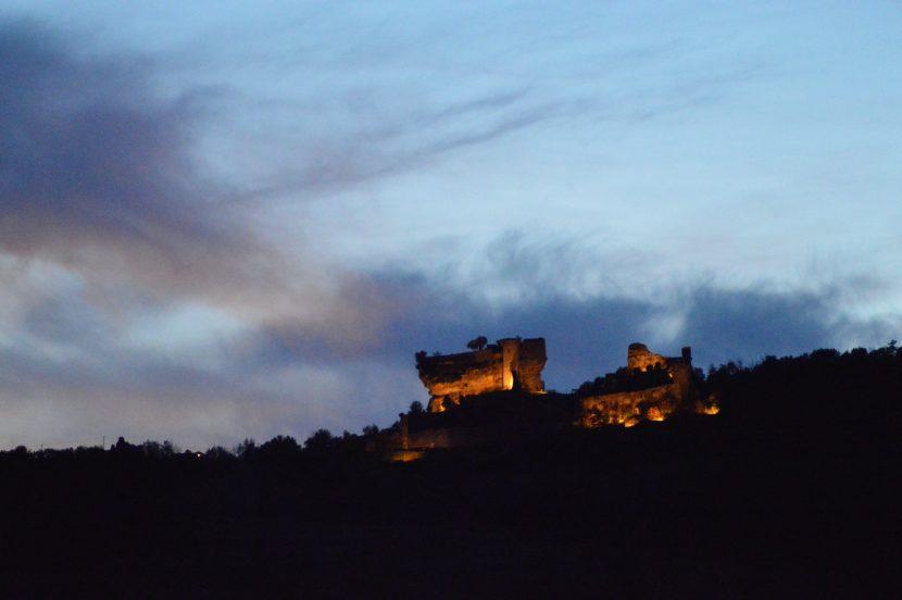 chateau médiéval de peyrelade aveyron