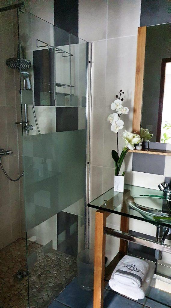 salle de bain maison d hotes gorges du tarn